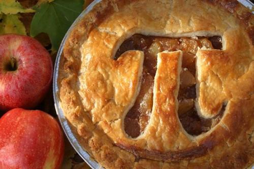 Pi Pie - Big Bang Theory