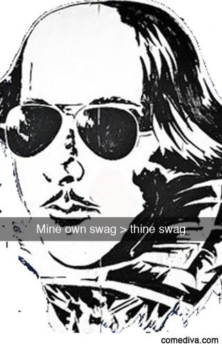 If Shakespeare Had Snapchat