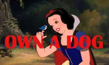Disney Princesses Digitally Edited To Have Realistic Goals