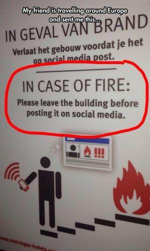 Social media memes