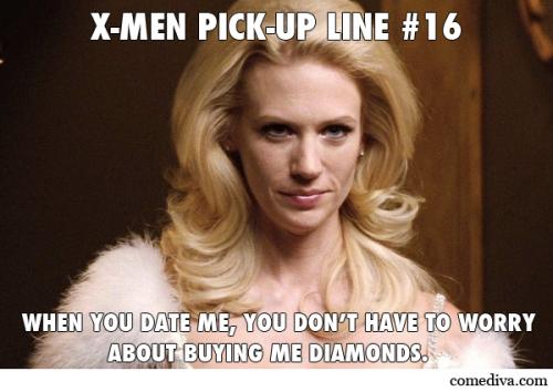 X MEN PUL 16