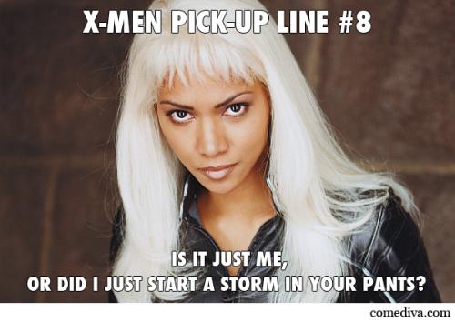 X MEN PUL 8