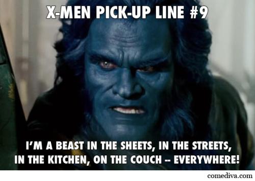 X MEN PUL 9