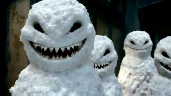 SnowmenAttack