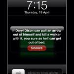 Funny Alarms - Daryl Dixon