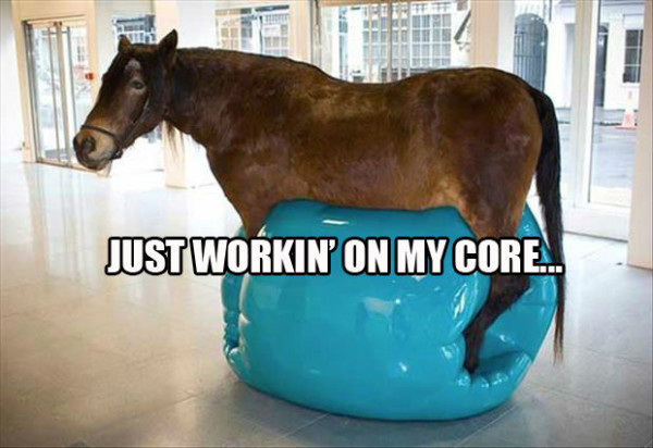 Why Working Out is Hard